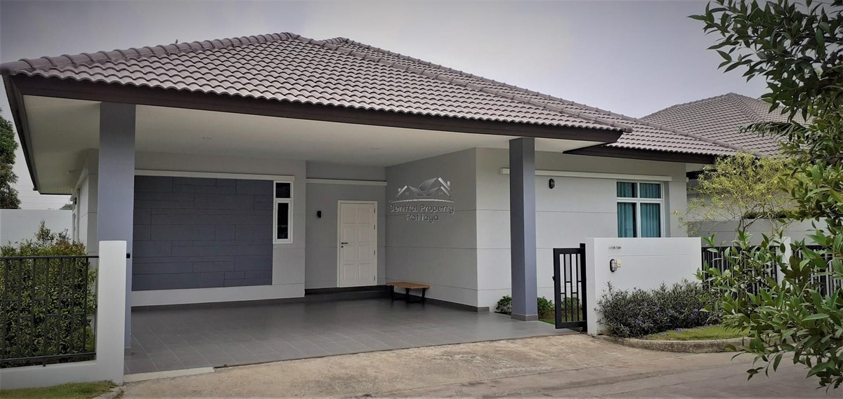 Luxury 3 Bedroom Two Bathroom Villa for Sale in Huay Yai Pattaya. ขายบ้านสุดหรู 3 ห้องนอน ห้วยใหญ่ พัทยา. - House - Huai Yai - Huai Yai Pattaya Chonburi