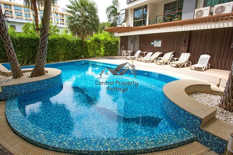Two Bedroom Two Bathroom Condo for Sale and Rent in Central Pattaya - Condominium - Pattaya Central - Pattaya Central Chonburi
