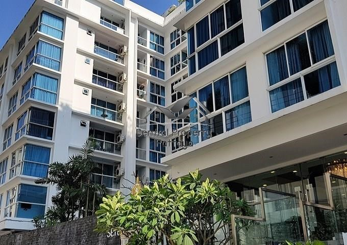 One Bedroom Condo for Sale or Rent in Wong Amat - Condominium - Wong Amat - Wong Amat, Pattaya, Chonburi