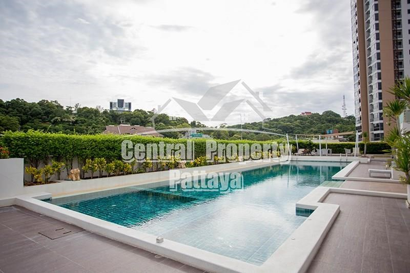 Modern Studio for Sale or Rent in Pratumnak - Condominium - Pratumnak - Pratumnak, Pattaya, Chonburi