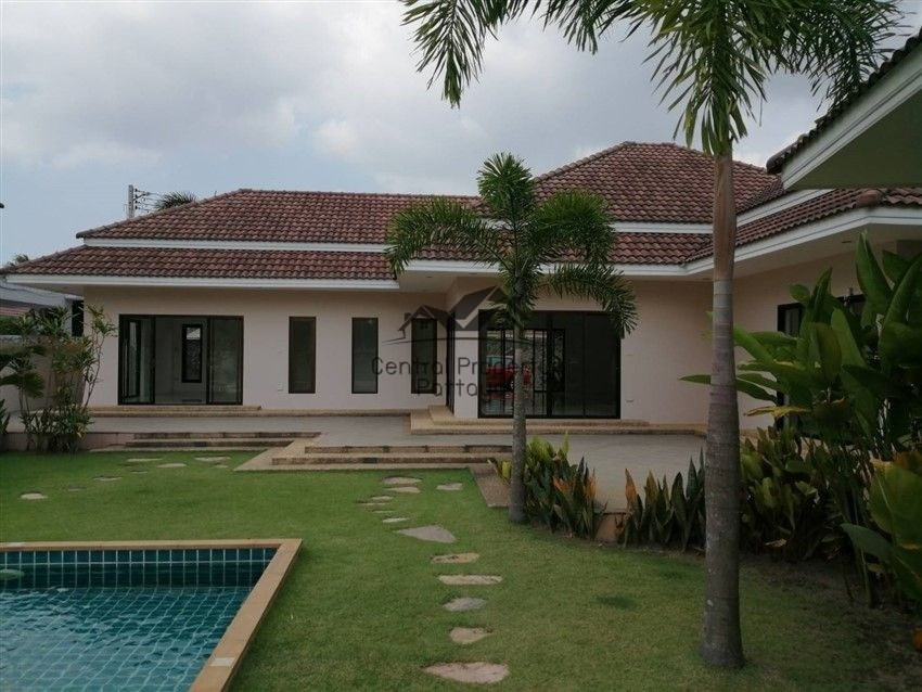 Private Pool Villa House 3 Bedroom 5 Bathroom For Sale in Huay Yai - House -  -
