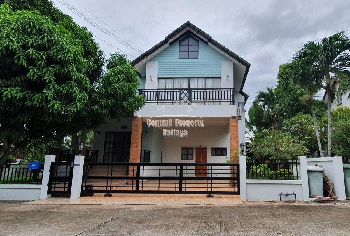 4 Bedrooms including Maid room house for rent 90 Sq.Wah  - House - Toongklom-Talman - Toongklom-Talman, Pattaya, Chon buri