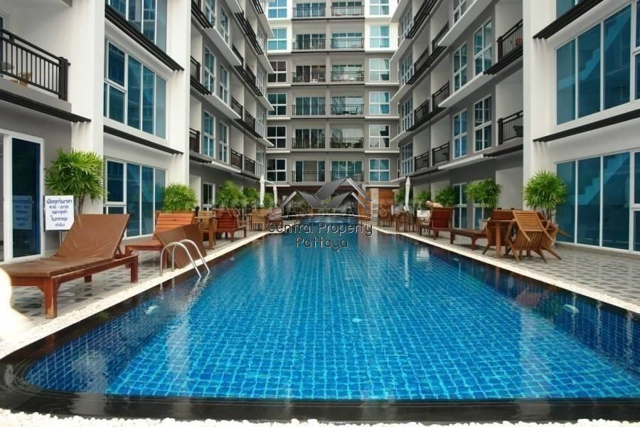 Condo For Rent in City Center Pattaya  - Condominium - Pattaya Central - Central Pattaya