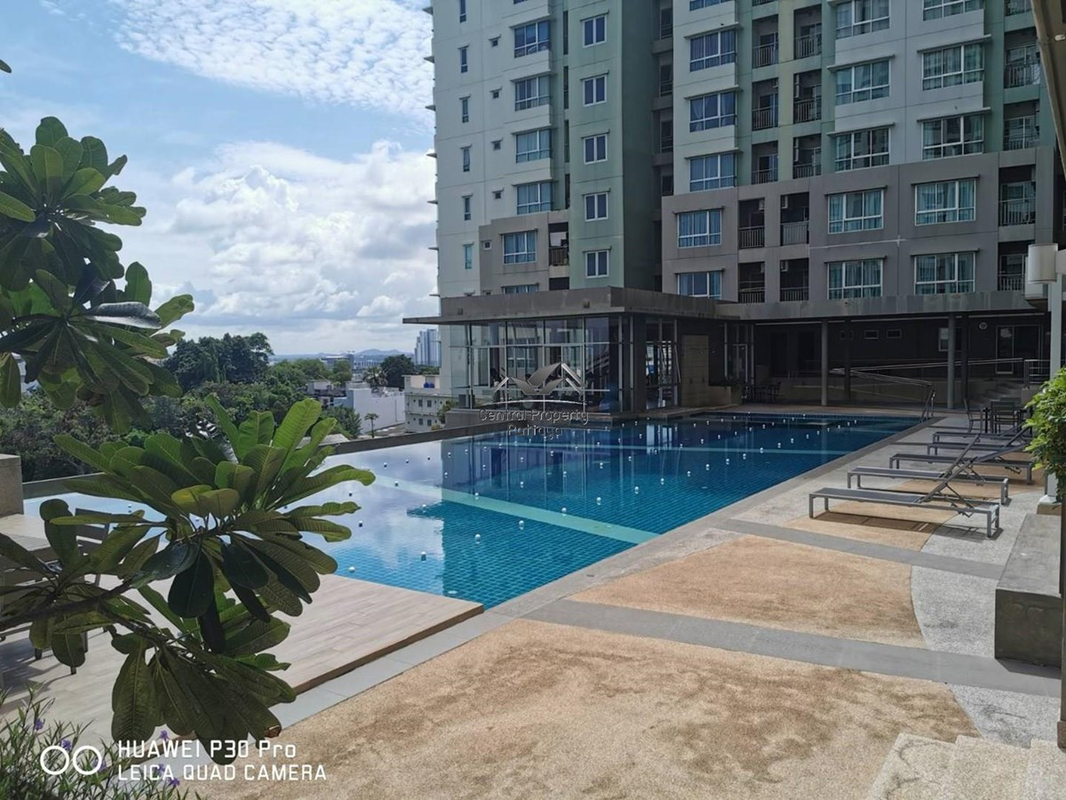 One Bedroom One Bathroom Condo For Rent in Pattaya Naklua - Condominium - Na Kluea - Pattaya Naklua