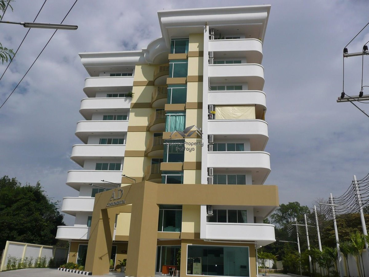 35 sq.m condo for Sale/ Rent in Wong Amat. - Condominium - Wong Amat - Wong Amat,Pattaya
