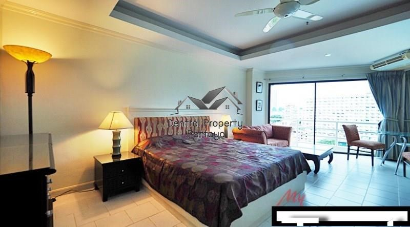 Large 38 sqm Condo for Rent in Jomtien - Condominium -  -