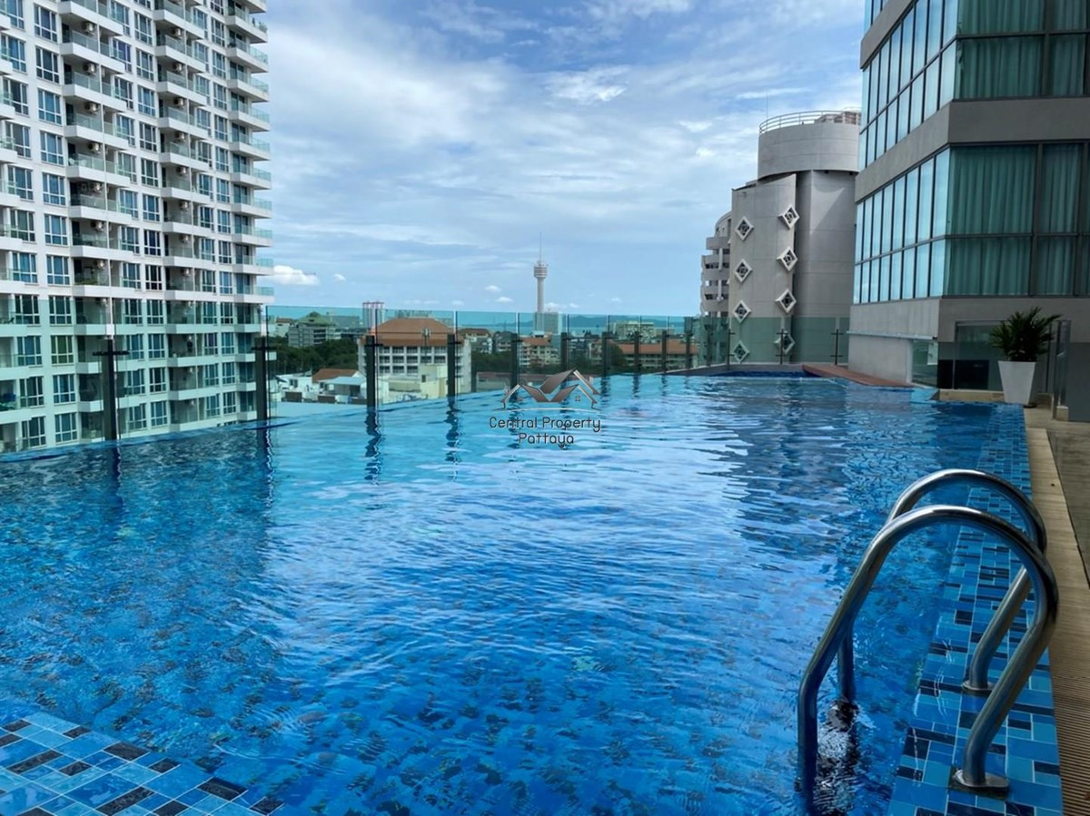 Condo for sale in Pratumnak. - Condominium -  -