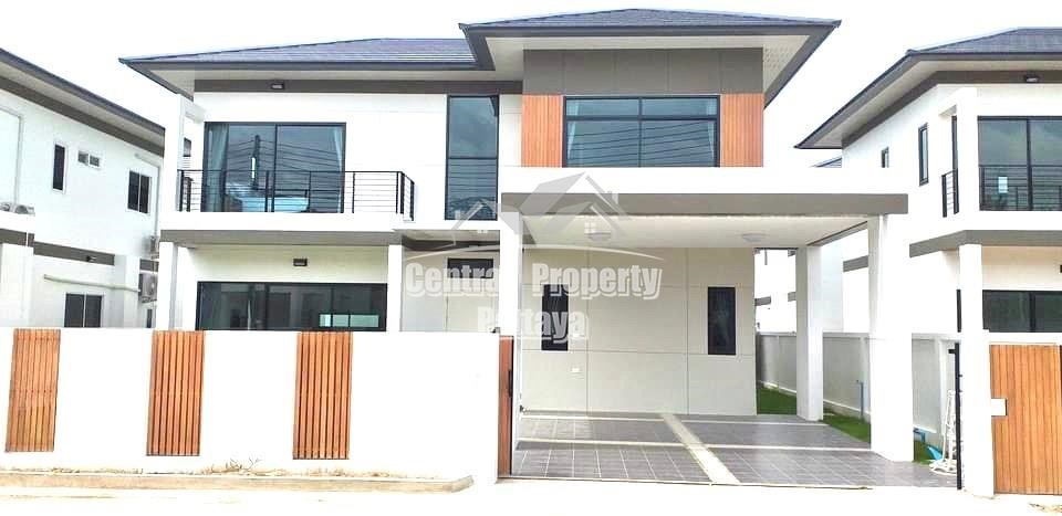 The best location in Huai Yai, Single House for sale - House - Huai Yai - Huai Yai, Pattaya, Chonburi