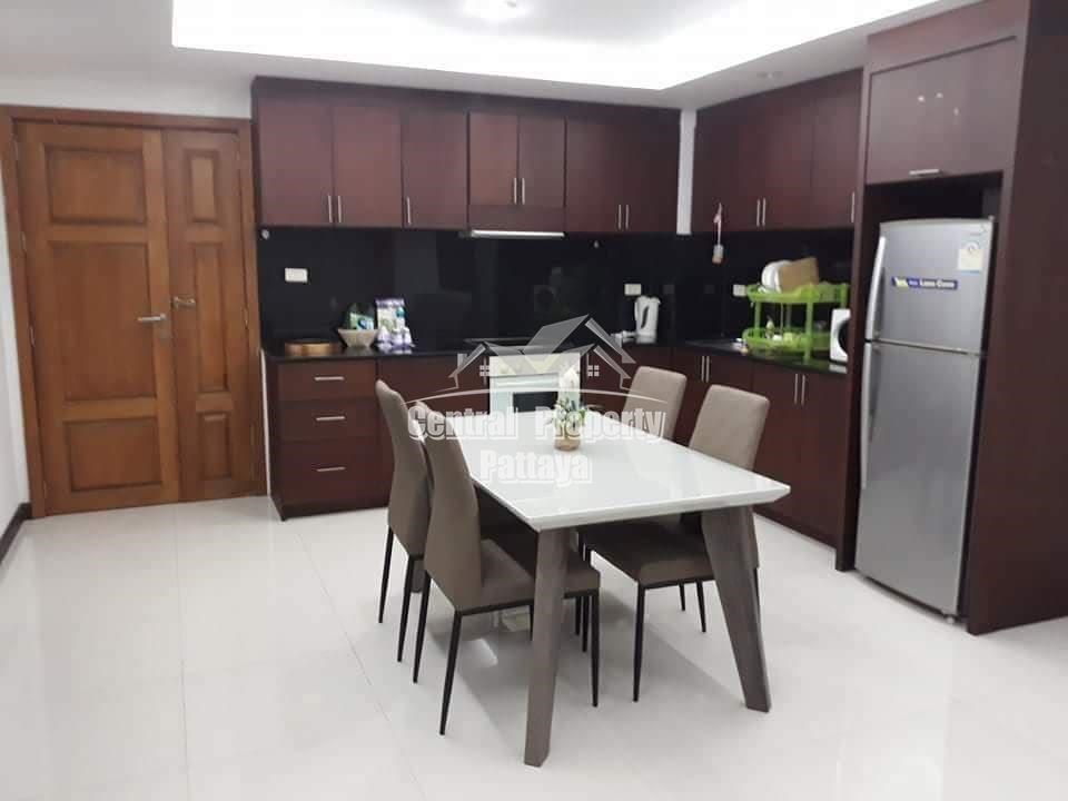72 sqm One Bedroom Condo for Rent in Central Pattaya