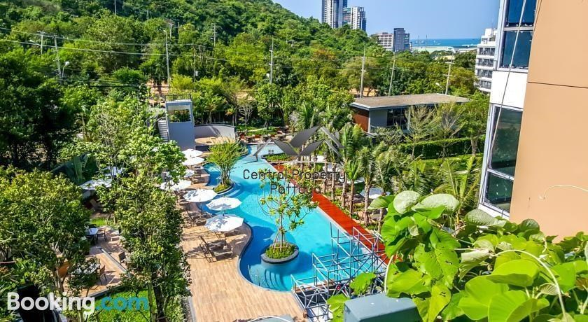 Studio apartment for Rent in Great Location South Pattaya. - Condominium - Pattaya South - south Pattaya