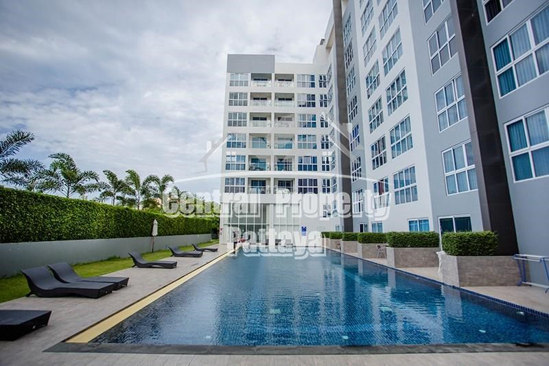 Studio Apartment for Sale in South Pattaya - Condominium - Pattaya South -