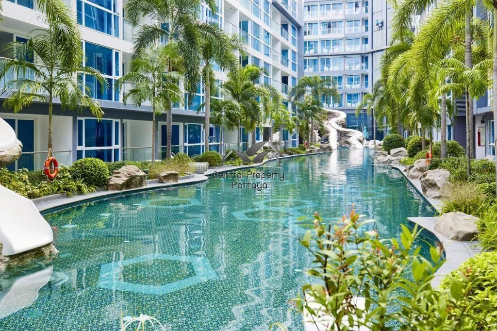 1 Bedroom Condo for Rent, Near Shopping Area - คอนโด 1 ห้องนอน ใกล้แหล่งช้อปปิ้ง - Condominium - Pattaya Central - Centara Grand Avenue, Soi Buakhao 15