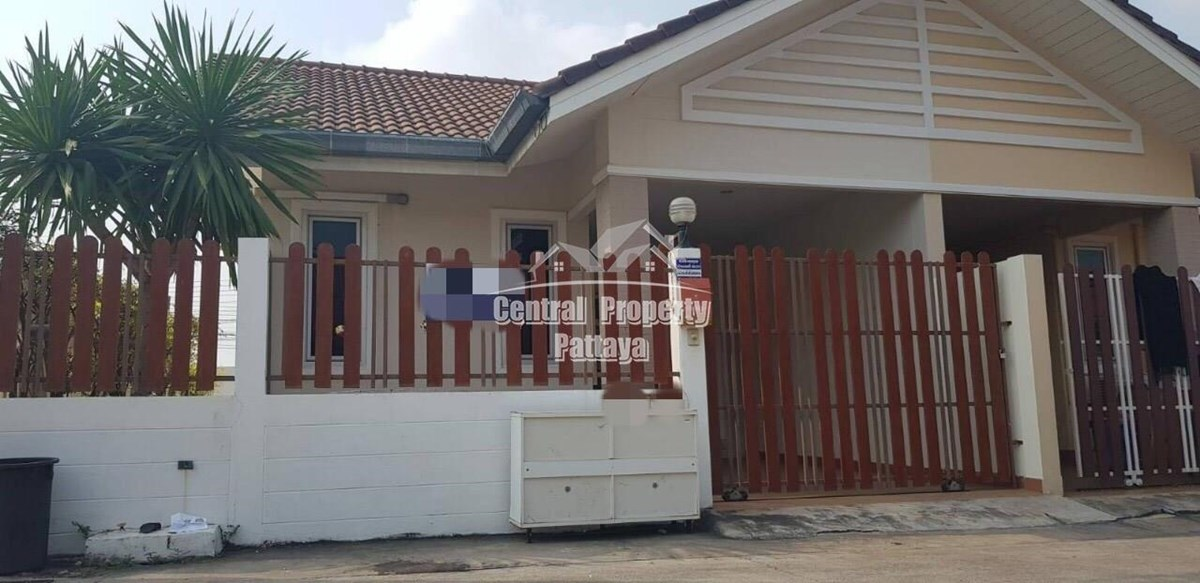 Two bedroom Two Bathroom Town House For Rent Soi Khao Noi. - House -  - East Pattaya, Chonburi