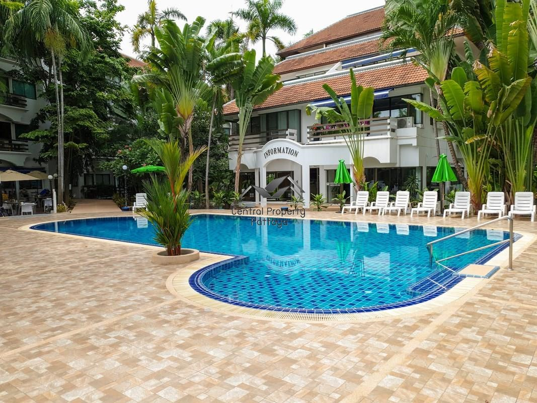 Studio for Rent in Soi Buakhao in Central Pattaya - Condominium - Pattaya Central - Pattaya Central, Chonburi